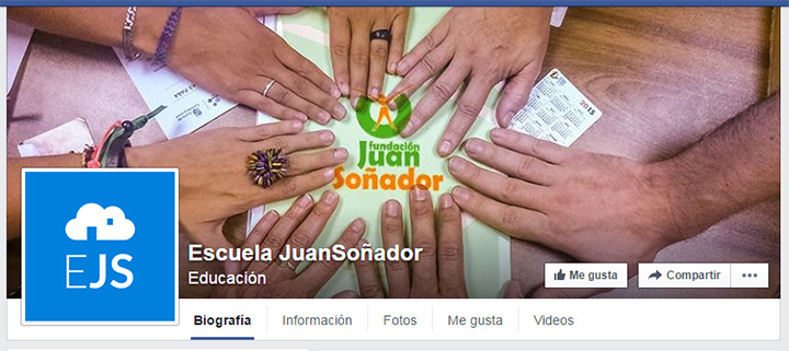 Ya estamos en Facebook